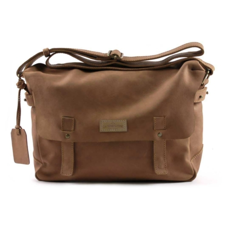 Groundstone messenger bag
