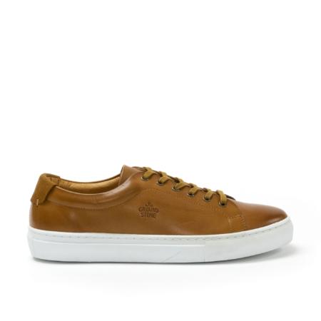 Groundstone Applebay Sneaker - Cognac